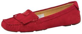 ugg womens driving shoes ugg odyssa suede kiltie driving loafers flats shearling shoes
