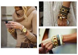stacking bracelets tutorial how to stack bracelets the work edit by capitol hill