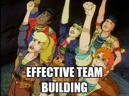 effective team building captain planet quickmeme