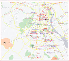Metro Map Delhi Download by