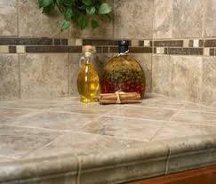 Tile For Kitchen Countertops Delightful Ideas Ceramic Tile Countertops Opulent Ceramic Tile