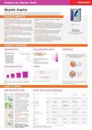 royale aspira asian paints pdf catalogues documentation