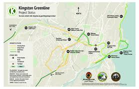 Csx Railroad Map Kingston On The Move Kingston Land Trust