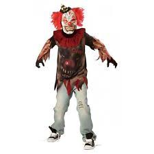 Clown Halloween Costume Kids Clown Halloween Costumes Ebay