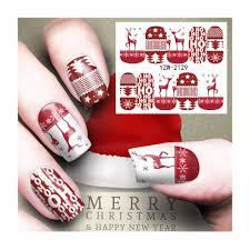 online get cheap christmas nails designs aliexpress com alibaba
