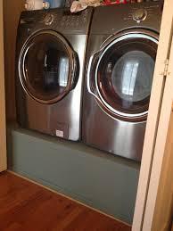 Diy Clothes Dryer Diy Washer U0026 Dryer Pedestal