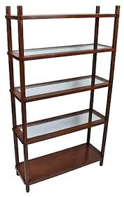 Bookcases With Sliding Glass Doors Bookcase Glass And Wood Shelving Unit Wooden Bookcases With