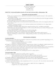 Housekeeping Resume Templates Example Of Customer Service Resume Resume Example And Free