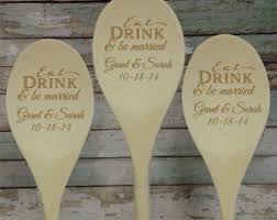 kitchen tea gift ideas recipe for wooden spoon wedding shower bridal shower
