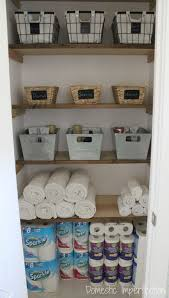 bathroom closet storage ideas stunning bathroom closet shelving ideas 80 for your small home