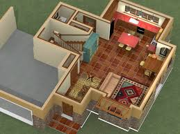 Google Sketchup Floor Plan by Free Self Design House Plans
