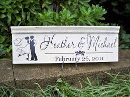 wedding plaques personalized personalized wedding signs personalized wedding sign and