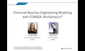 intro to modeling chemical reaction engineering with comsol