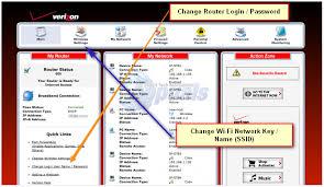 how to reset verizon router password how to change verizon fios router admin password appuals com