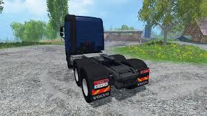 volvo vnl 780 blue truck farming simulator 2017 2015 15 17 fh750 для farming simulator 2015