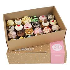 cupcake delivery crumbs doilies cupcakes bespoke cupcakes for london delivery