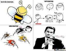 Classroom Memes - bee in classroom by mrskertu meme center
