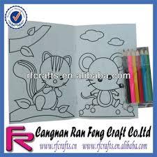 kids cartoon color filling book buy color filling book kids