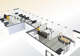 Floor Plan Office Layout Interactive Floor Plan 3d 3d Floor Virtual Tour Online India