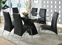 dining table black lacquer oval dining table flip top set room
