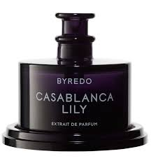Casablanca Lily Casablanca Lily Byredo Perfume A New Fragrance For Women And Men