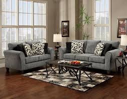 Gray Living Rooms Home Design Ideas - Grey living room chairs