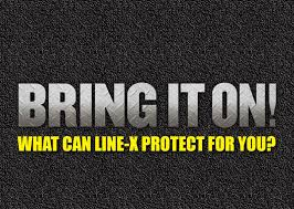 Line X Floor Coating by Protective Coating Spray On Bed Liner Truck Accessories