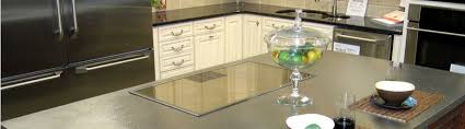 Stainless Steel Kitchen Countertops Custom Stainless Steel Countertops Frigo Design