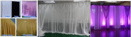 Indian Wedding Decorations Wholesale China Wholesale Pipe And Drape Marrow Decoration Indian Wedding