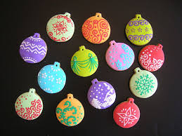 decoration enchanting colorful ornament cookies by delissshhh not