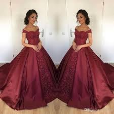 maroon quinceanera dresses burgundy 2018 gown quinceanera dresses new shoulder satin
