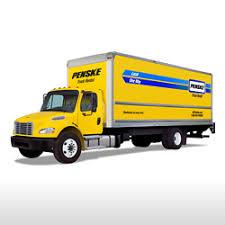 Interior Dimensions Of A 53 Trailer One Way 26 Foot Box Truck Rental Penske Truck Rental
