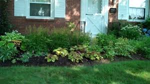 Suburban Backyard Landscaping Ideas by Landscaping Design Main Line Perennial Garden On The Main Line