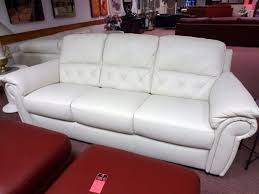 Sofa Furniture Sale by Natuzzi Editions White Leather Sofa Only B935 Black Friday