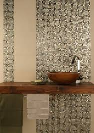 mosaic tiled bathrooms ideas of pearl shell mosaic tiles by original style and