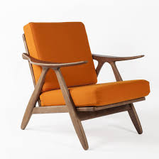 Tanning Lounge Chair Design Ideas Charming Orange Lounge Chair D97 About Remodel Wonderful Home