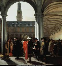 when was the first house built dutch east india company wikipedia