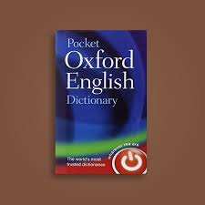 Oxford Dictionary Pocket Oxford Dictionary Oxford Dictionaries Near Me