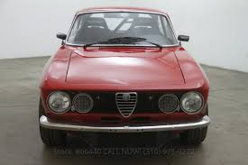 alfa romeo classic for sale 1969 alfa romeo gtv beverly hills car club