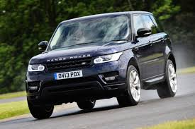 land rover sports car range rover sport slowest depreciating cars car depreciation