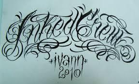 letras tattoo imagui
