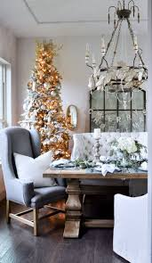 1383 best white decor images on pinterest white decor dining classic christmas dining room tour