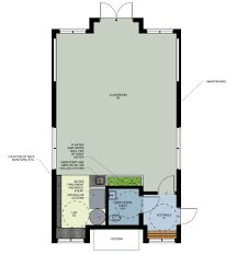 Floor Plan Of Classroom by Seattle Group To Build Green Portable Classrooms Seattlepi Com