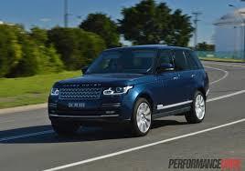 2013 range rover vogue se sdv8 review video performancedrive