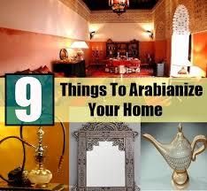 Arabian Home Decor 10 Things To Arabianize Your Home Diy Home Creative Ideas