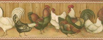 country rooster wallpaper and borders wallpaper u0026 border