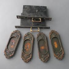 Vintage Glass Door Knobs by Antique Door Hardware
