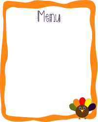 thanksgiving card for kids hand me down mom genes thanksgiving party pack