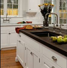 amazing kitchens with wood countertops my home design journey