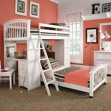 tomato bedroom loft bed with desk teenage stairs storage on